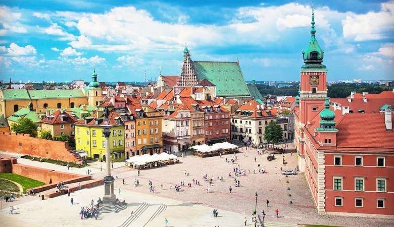 Private 3h Warsaw Tour <span>with a city guide</span> - 3 - Wroclaw Tours