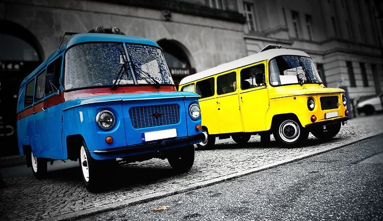 Off The Beaten Path<span>in retro van with guide</span> - 10 - Wroclaw Tours