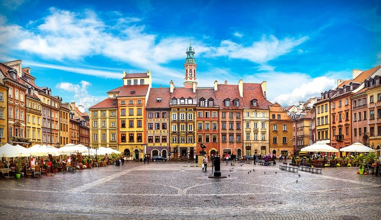 Warsaw Guided Tour <span>in comfortable minibus</span> - 1 - Wroclaw Tours