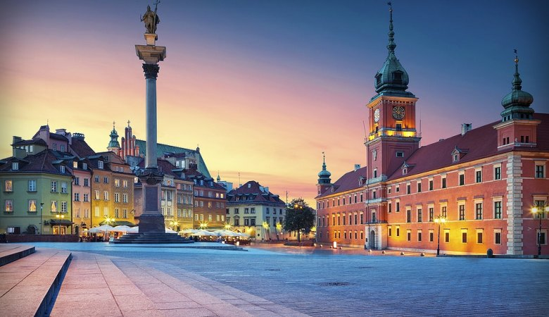 Warsaw Guided Tour <span>in comfortable minibus</span> - 2 - Wroclaw Tours