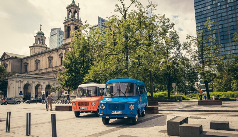 Boat and Retro Van Tour <span>3h guided tour </span> - 1 - Wroclaw Tours
