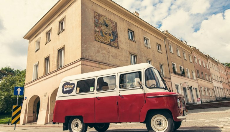 Boat and Retro Van Tour <span>3h guided tour </span> - 4 - Wroclaw Tours